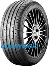 Continental ContiSportContact 3 225/45R18 95W