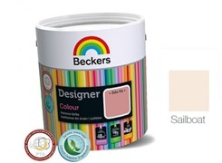 Beckers Designer Colour 5L Sailboat