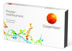 Coopervision Proclear Multifocal Toric (3 szt.)