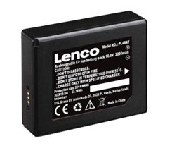 Lenco PL4BAT