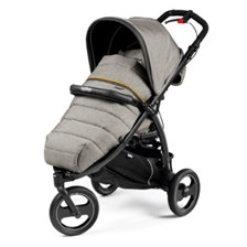 Peg Perego Book Cross Luxe Grey Spacerowy